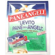 Paneangeli Baking Powder with Vanillina, 3x16g